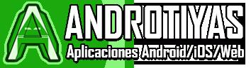 Logo Androtiyas Evento Videojuegos y Cosplay Zaragoza.