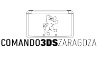 Logo Comando 3DS colaborador en Urano Games Week
