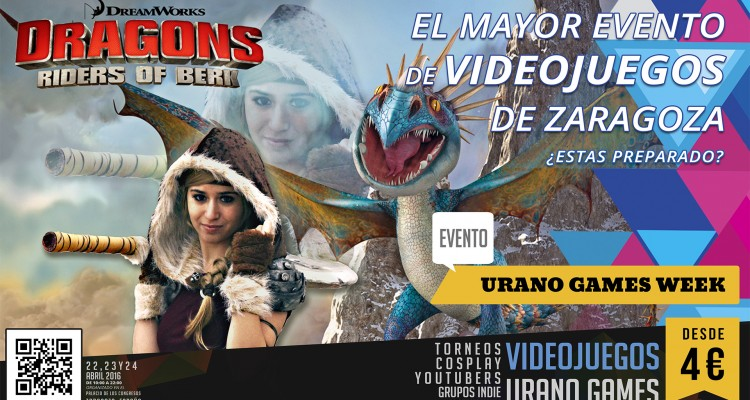 Judit Cosplayer como Astrid en Urano Games