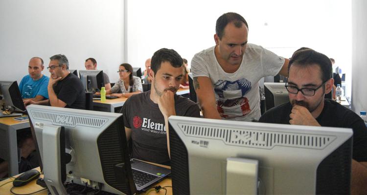 Iván García Subero de Trinit Project IndieDev