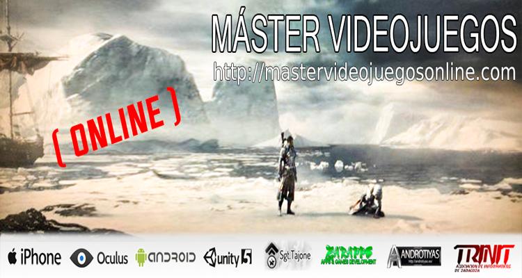 Master Online en Videojuegos Gratis
