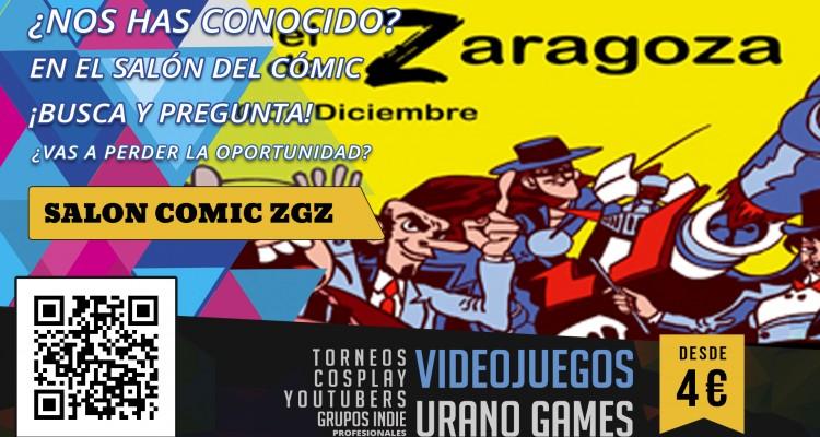 Salon del Comic de Zaragoza y Videojuegos
