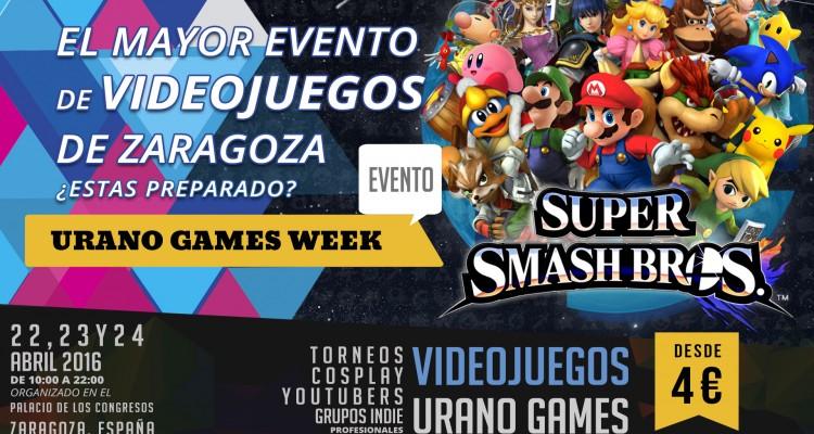 Smash Bros Urano Games Videojuegos