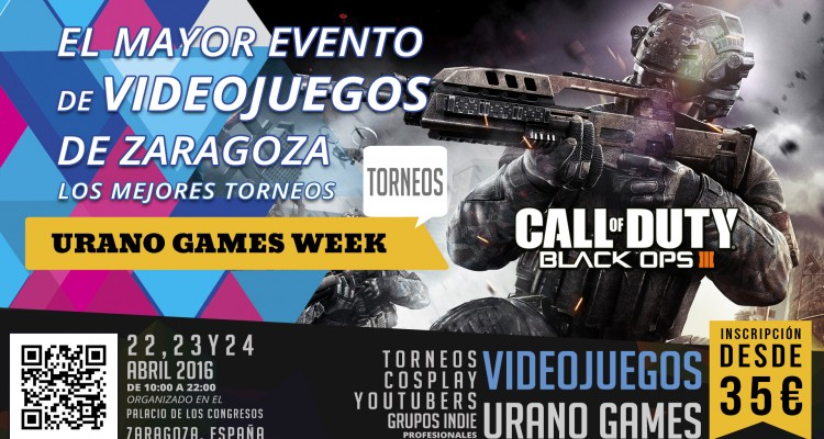 Torneos Call of Duty Urano Games
