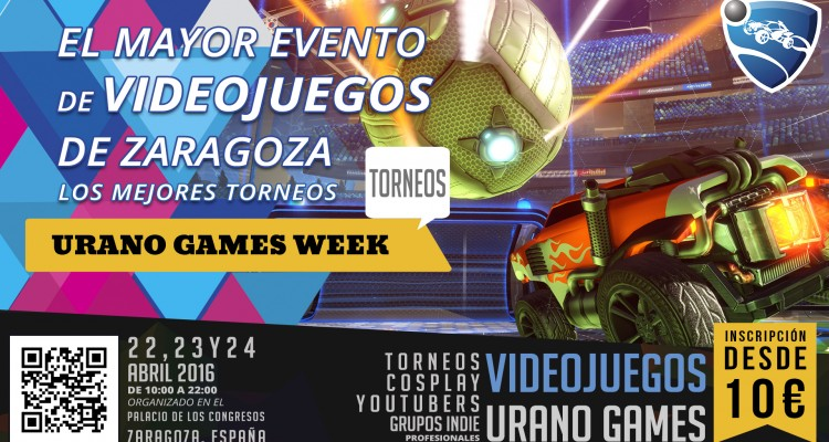 Torneos Rocket League Urano Games