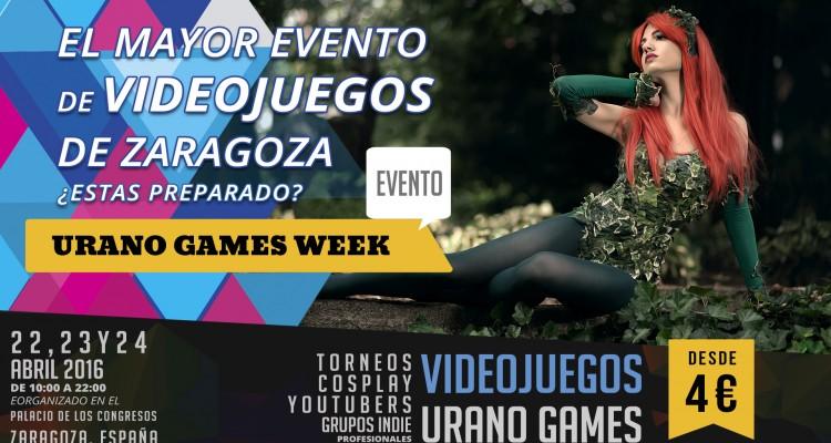 Precios Torneos en Urano Games Week