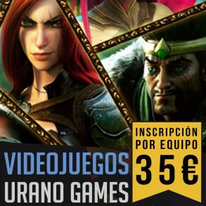 Inscripción Torneo League of Legends Urano Games