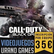 Inscripciones Torneos Call of Duty Urano Games