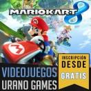 Inscripciones Torneos Mario Kart 8