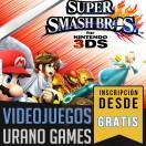 Inscripciones Torneos Smash Bros