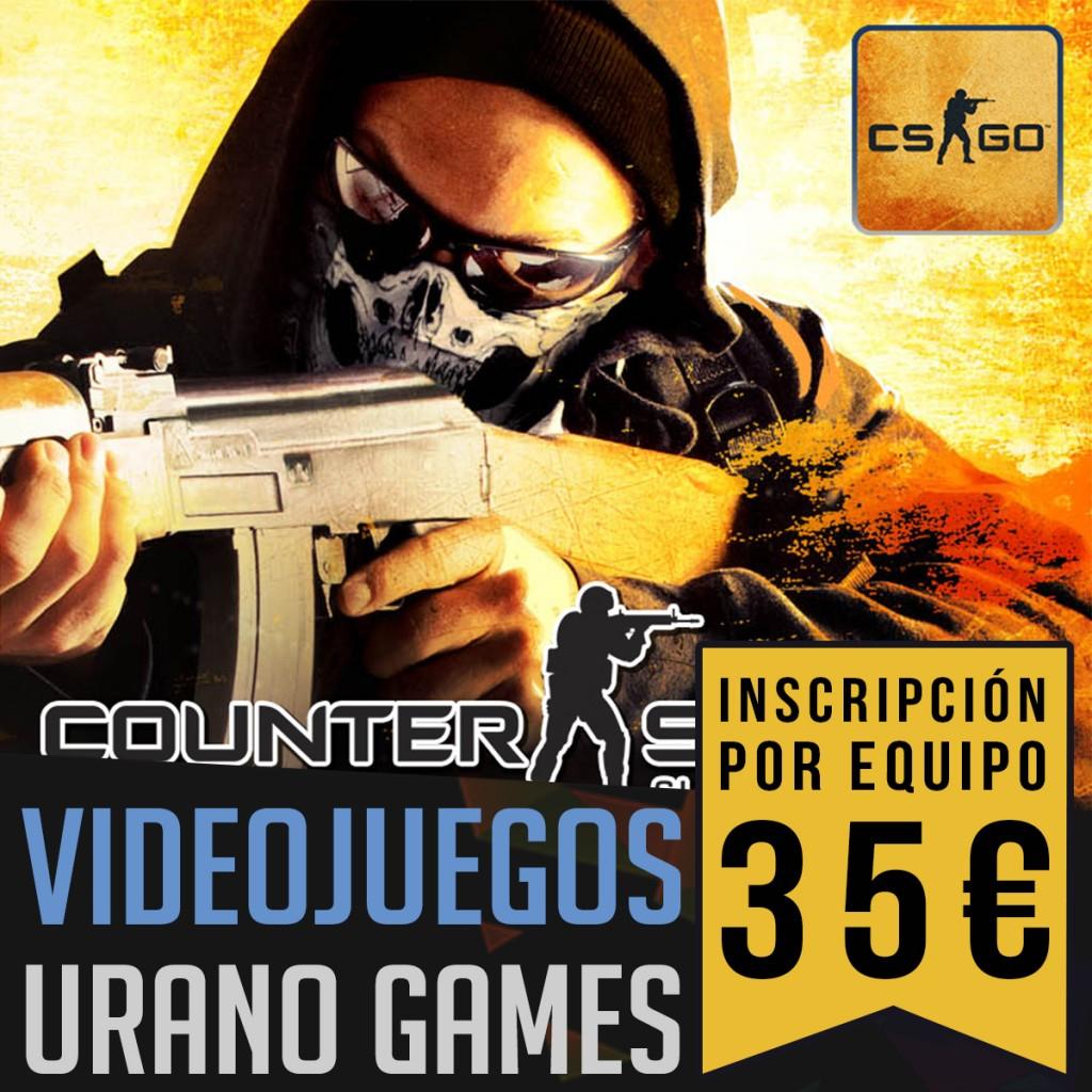 Inscripciones Torneos Counter Strike Global Offensive