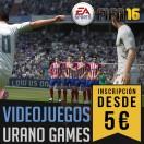 Inscripciones Torneos FIFA 16