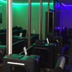 Iron Byte Ciber de Videojuegos en Zaragoza | Urano Games