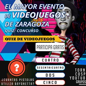 Quiz para Gamers de Videojuegos y Cosplay | Urano Games