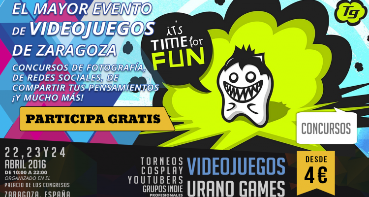 Concursos Urano Games Week Wallpaper
