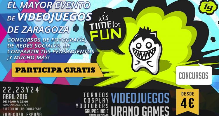 Concursos Urano Games Week Wallpaper