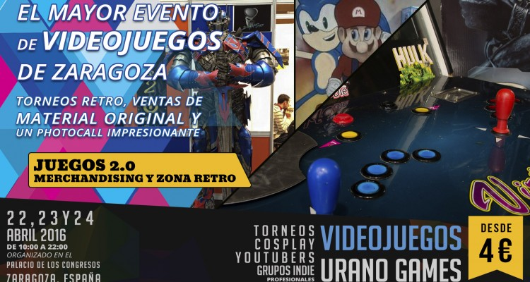 Wallpaper Urano Games Juegos 2.0 Zona Retro