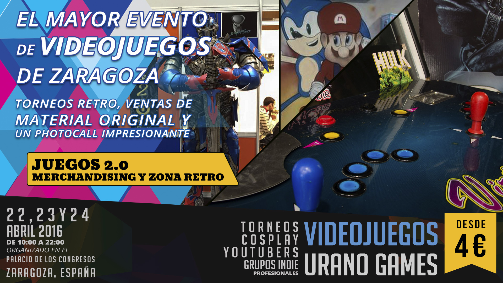 Wallpaper Urano Games Juegos 2 0 Zona Retro Urano Games