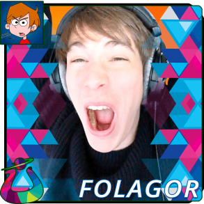 Folagor Influencer y Youtuber en Urano Games