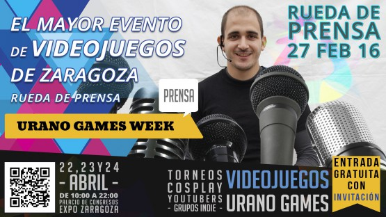 Wallpaper Rueda Prensa Urano Games