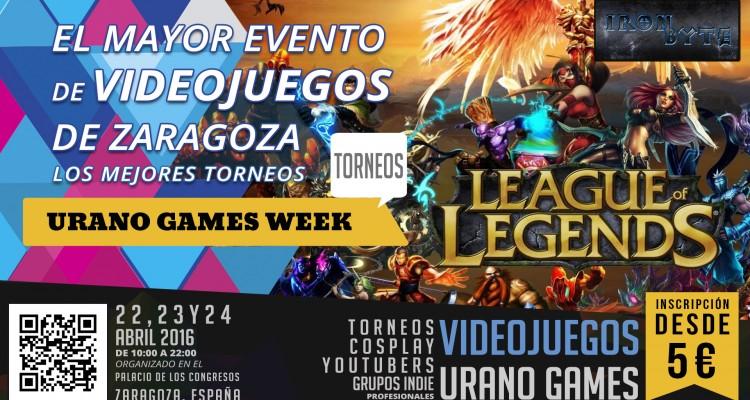 WallPaper Torneo Apertura League of Legends Iron Byte