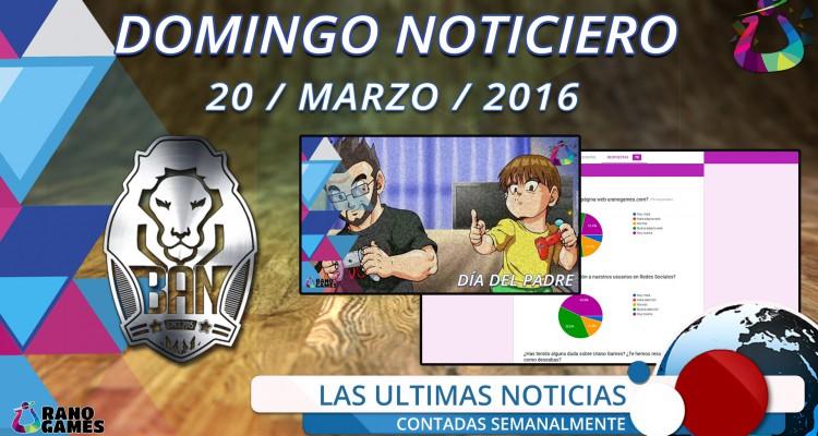 Domingo Noticieron Encuesta Urano Games