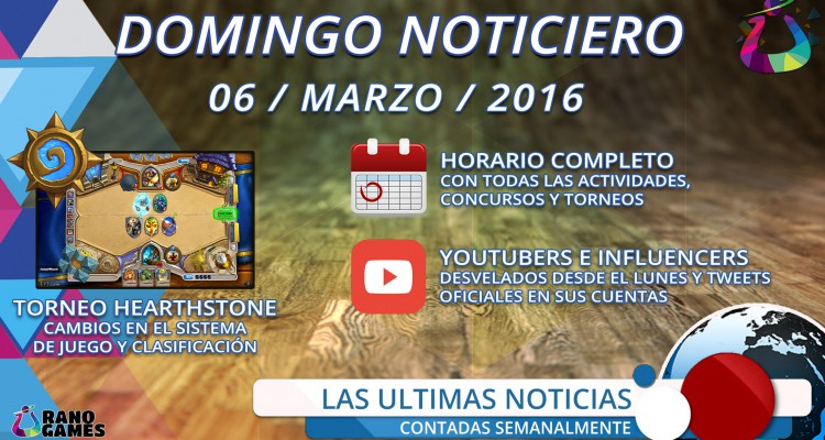 Domingo Noticiero Primera Edicion Noticias