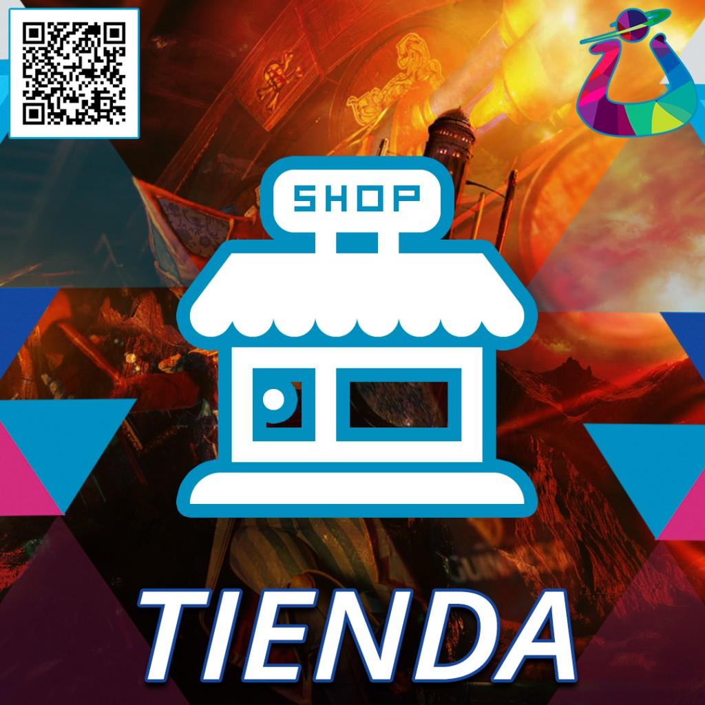 Gamificación Cosplay Tienda Urano Games