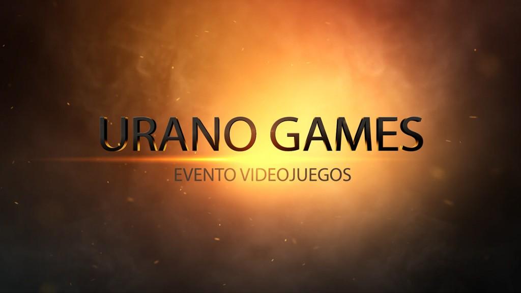 Urano Games Trailer presentacion. El mayor evento videojuegos y cosplay zaragoza.