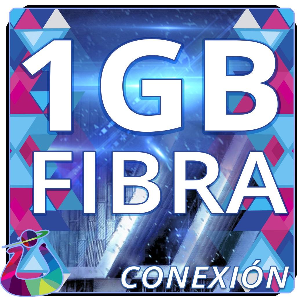 Imagen Conexión Fibra Optica dedicada y simetrica