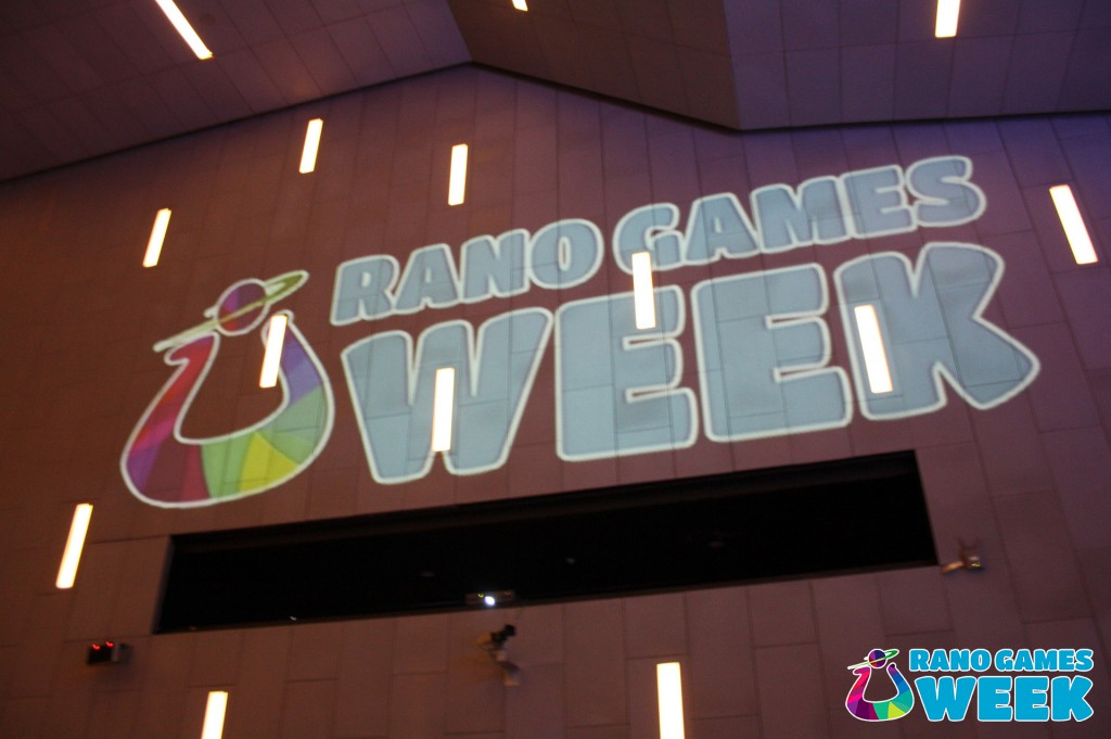 Urano Games Week 2016 Evento Videojuegos y Cosplay Zaragoza