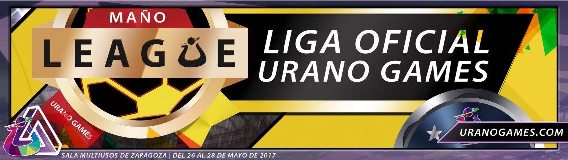 Publicidad ESports Fifa Maño League Urano Games