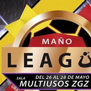 MAÑO LEAGUE: Torneo videojuegos FIFA 17 | Urano Games