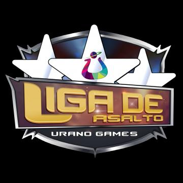 Logo Liga de Asalto Urano Games