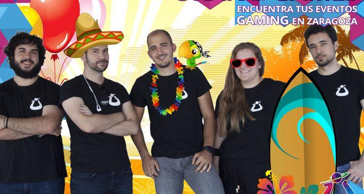 Imagen promocional de verano Urano Games