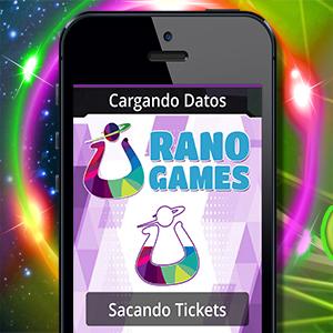 APP Aplicación Móvil: Tu evento videojuegos bolsillo ZGZ | Urano Games