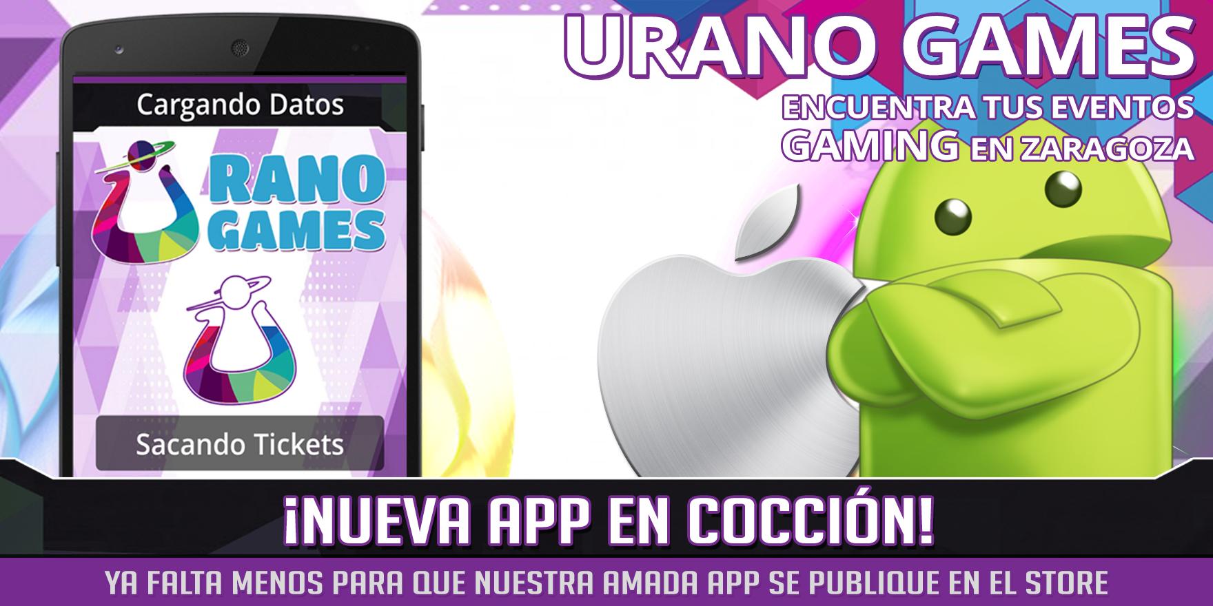 App Novedad Urano Games