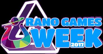 Logo oficial Urano Games Week 2017