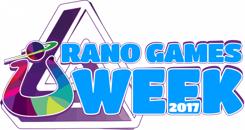 Logo oficial Urano Games Week 2017