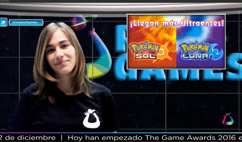 Fotograma Kyenna Urano Games TV