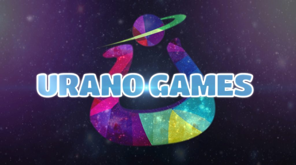 Introducción noticiario Urano Games TV