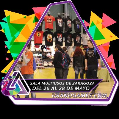 Banner Expositor Principal de Urano Games Week 2017