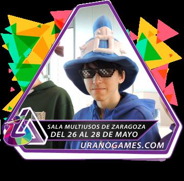 Banner Publicidad Participa de Urano Games