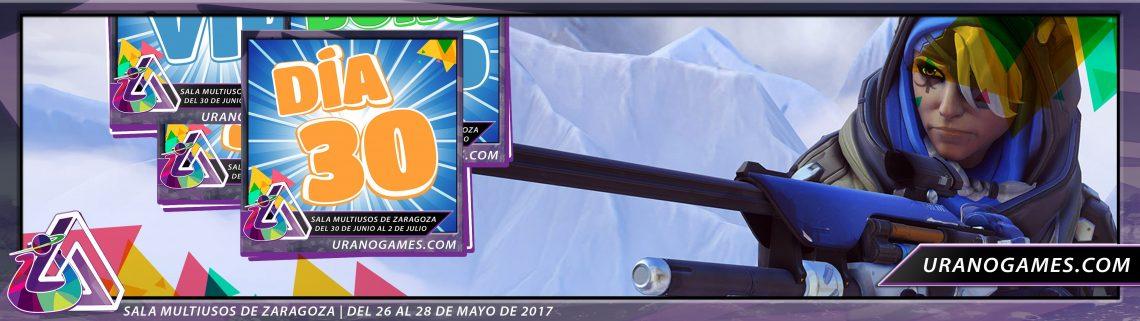 Venta de Entradas Urano Games