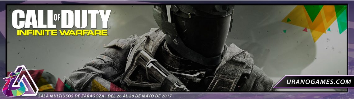 Banner COD Infinite Warfare de Urano Games