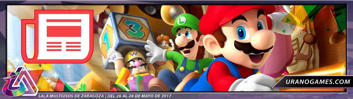 Publicidad general de Notas de Prensa Urano Games