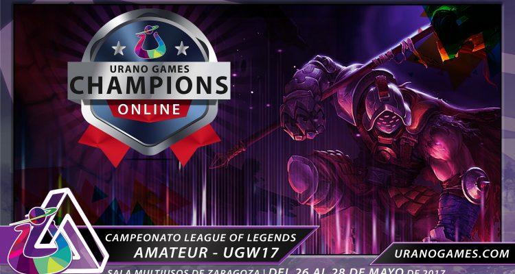Champions Liga ONLINE de Urano Games
