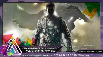 Call of Duty IW Torneos Videojuegos y ESports Urano Games