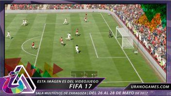 Fifa 17 Torneos Videojuegos y ESports Urano Games