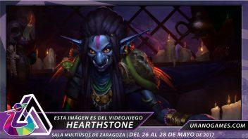 Hearthstone Torneos Videojuegos y ESports Urano Games